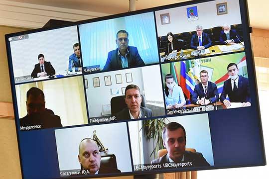 На заседании правительственной комиссии одобрили семь новых проектов резидентов в ТОСЭР Набережных Челнов, Нижнекамска, Зеленодольска, Чистополя и Менделеевска