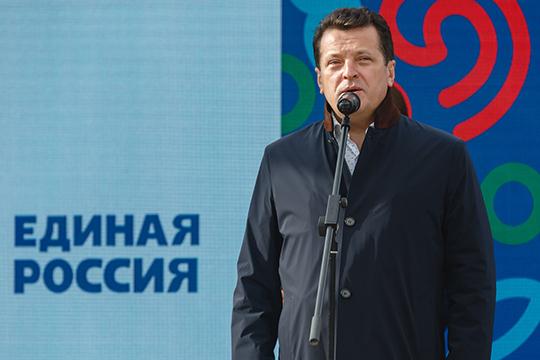 «Призываю жителей, казанцев, избирателей прийти научастки иотдать голос занашего президента, зазавтрашний день республики изазавтрашний день нашего города, любимой столицы Казани»