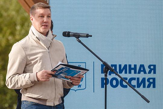 Евгений Чекашовотметил навстрече, что нетолько центр Казани переживает преобразования иулучшения, необделяют вниманием ипоселки, вкоторых живет более 200 тысяч человек
