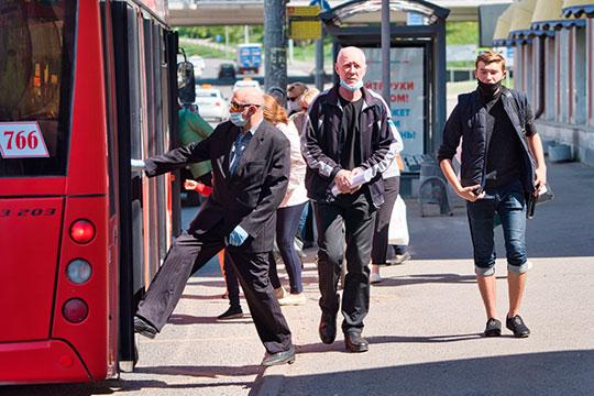 Через 15 лет в России могут ввести бесплатный проезд на общественном транспорте