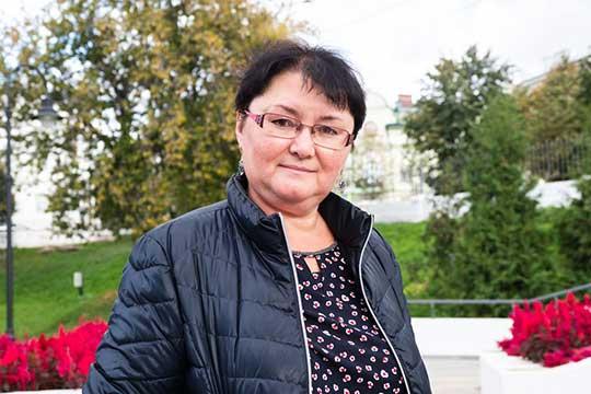 Диляра Миркасымовна Усманова, автор ряда научных статей имонографии, посвященной движению ваисовцев