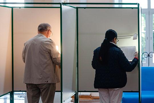 Параллельно в Казани проходили и выборы в Казанскую городскую думу, которая в 4-м созыве обещает стать по-настоящему многопартийной