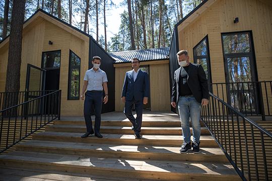 В 2021 году откроют лагерь «Восток» и «Юнитур» (на фото)— для них подготовят новые образовательные программы