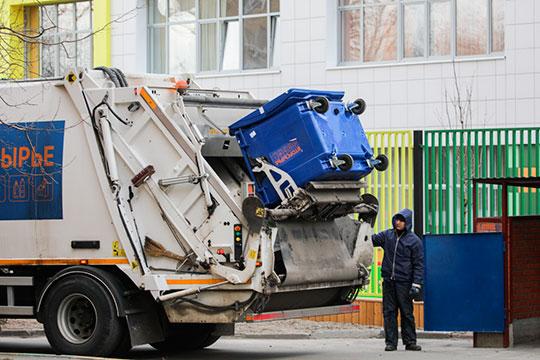 Похоже, набирающая обороты мусорная реформа продолжила раскручивать камазовский маховик
