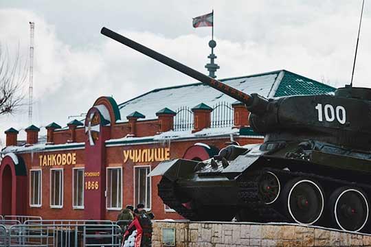 Начальнику Казанского танкового училища, генерал-майору Кириллу Кулакову вынесено от суда представление«попричине условий, способствующих совершению преступления»