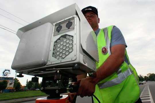 Под замену попадают также технически устаревшие стационарные приборы измерения скорости «КРИС-С», установленные в2009 году встолице РТ