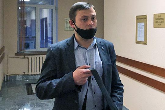 Адвокат Насибуллина Александр Клюкин считает, что содержать под стражей его подзащитного на данном этапе следствия не имеется основания