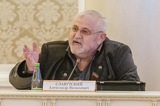 Александр Славутский: «Татарстан — уникальный регион. Здесь понимают, что вкладывать деньги в искусство — это вкладывать в генофонд народа»