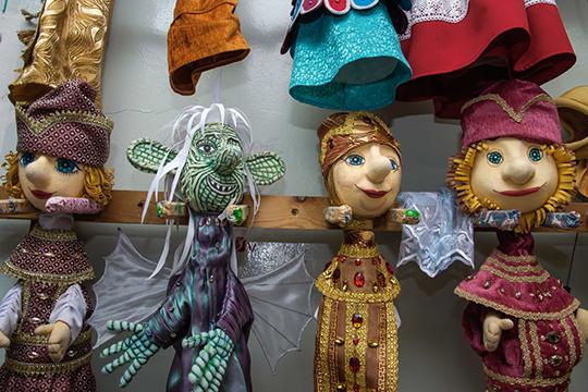 Любимова перечислила большие культурные стройки РТ: капитальный ремонт театра кукол в Набережных Челнах, капремонт детских школ искусств — 18 объектов, запланированное на 2021 год