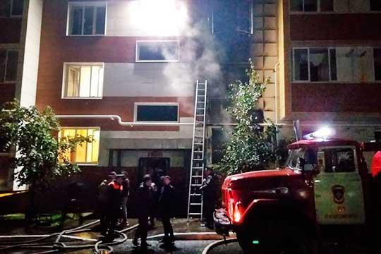Пожар в «Царево Village»: «Когда нужна была пожарная часть, оказалось, просто так стоит»