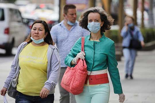 Всего вТатарстане сначала пандемии понарастанию зарегистрированы 6900 заболевших. Выздоровели завесь период 5677 человек, втом числе 15 заминувшие сутки