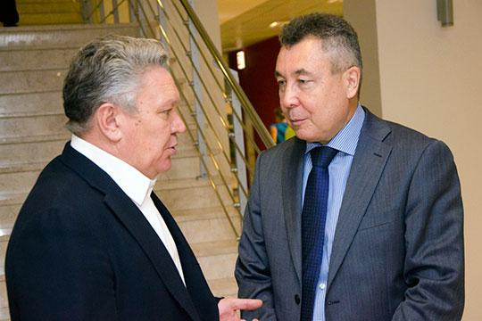 В субботу в Казань ожидается очередной визит в Казань Матыцина, который официально представит Бурганова на новом посту. Будущее же прежнего руководителя академии Юсупа Якубова пока не ясно