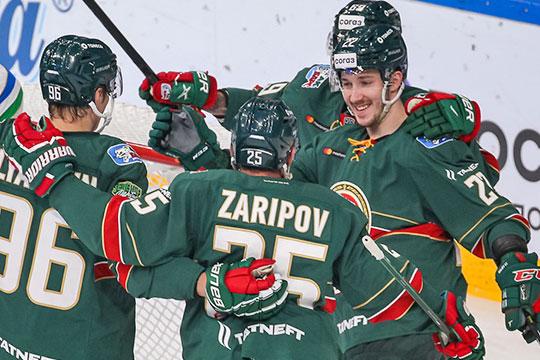 Из-за игры капитана «Ак Барса» в тени остался Галиев, который, пожалуй, выдал свой лучший матч в этом сезоне