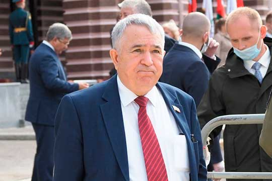 Хафиз Миргалимов: «Еслибы ясегодня ничего несказал альтернативного,ябы непонял себя ивы— меня»