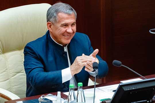 Рустам Минниханов: «Уверен, целеустремленность, политическая дальновидность и опыт Алексея Валерьевича будут залогом дальнейшей эффективной работы кабмина на благо нашей республики»