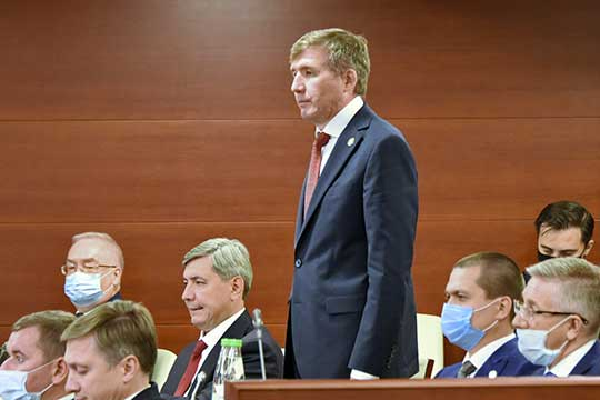 Приставка «вице-премьер» появляется у министра экономики Татарстана Мидхата Шагиахметова