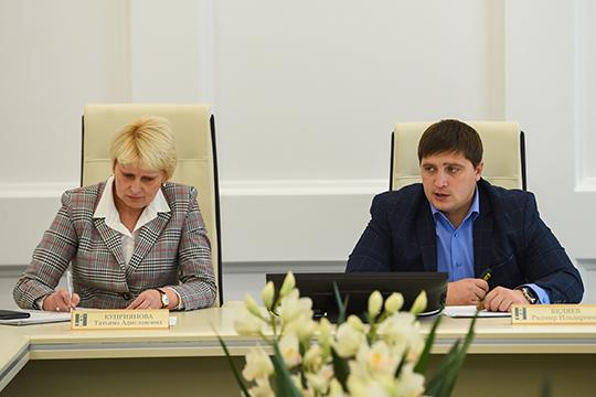 Радмир Беляев: «По нашей оценке, к 2023 году экономика Нижнекамска будет нуждаться в 12 тыс. специалистах. Только сегодня мы выявили потребность в 1200 специалистах»