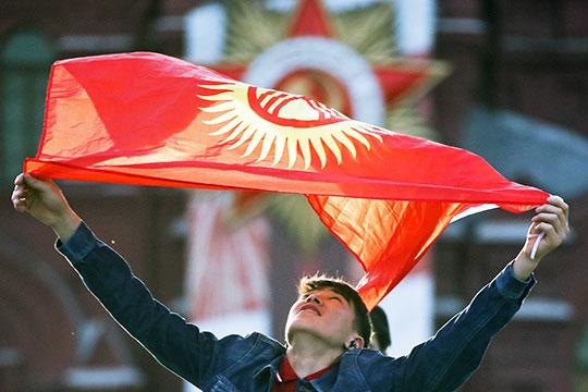 Наданный момент вРоссии находится большая часть изпочти миллионной армии киргизских трудовых мигрантов