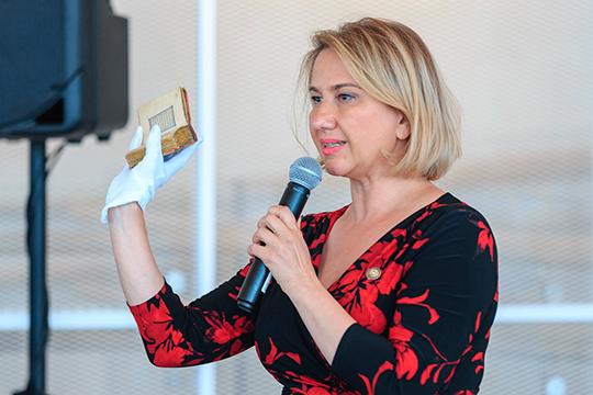 Впервые осоздании подобного стратегического документа министр культуры Татарстана Ирада Аюпова объявила еще нагодовой коллегии ведомства поитогам 2018-го