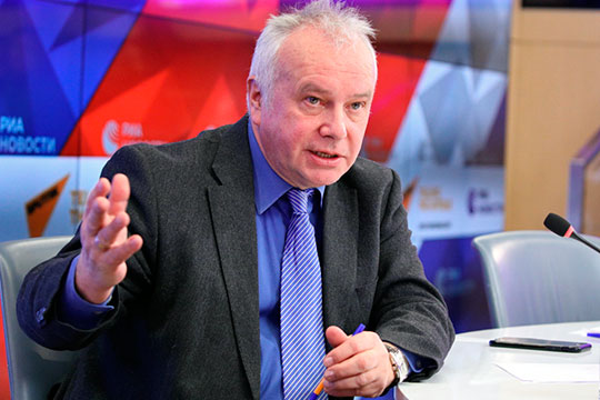 Александр Рар: «Есть, конечно, конструктивные силы, которые стремятся спасти отношения Германии и России, но есть и такие, которые пытаются эти отношения испортить и разрушить»
