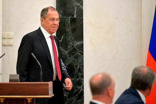 «Лавров всё прекрасно понял, онпонял, что его германский коллега нехочет попасть вситуацию, когда его будут критиковать зато, что онрусскому руку жмёт»