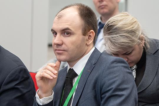 Александр Габдрахимов — директор ООО «Казанский молочный комбинат»