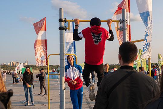 Показатель ежедневным занятием физкультурой и спортом в Казани хотят довести на 60%, а средняя продолжительность жизни к 2025 году должна вырасти на 3 года и составить свыше 78 лет