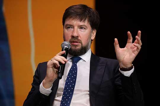 Игорь Ляпунов:«Мыпопали всерьезную зависимость иугрозу состороны кибервойск»