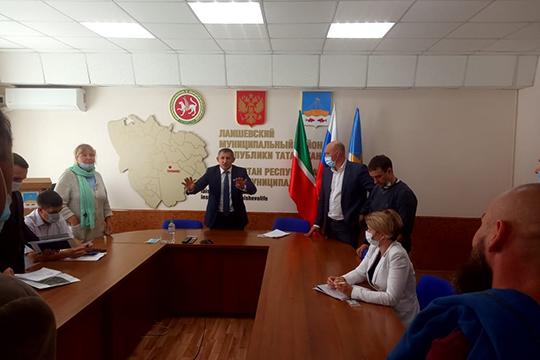«Состоялось три встречи представителей местных жителей с проектировщиками и руководством министерства транспорта Татарстана»