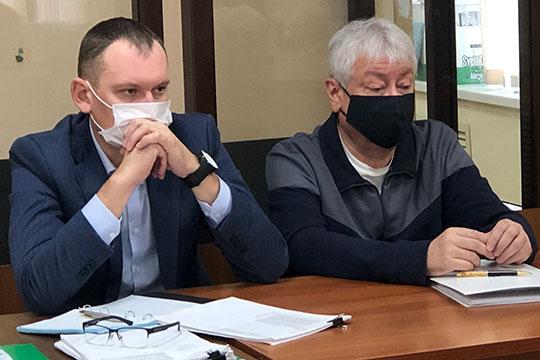 Адвокат Мусина Алексей Клюкин: «Как [Мусин] мог там быть, если он не работал в то время?»
