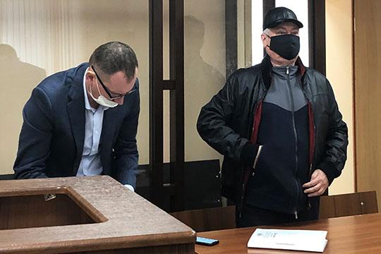 После почти двухнедельного перерыва в Вахитовском районном суде Казани продолжился уголовный процесс над бенефициаром «Татфондбанка» Роберта Мусина