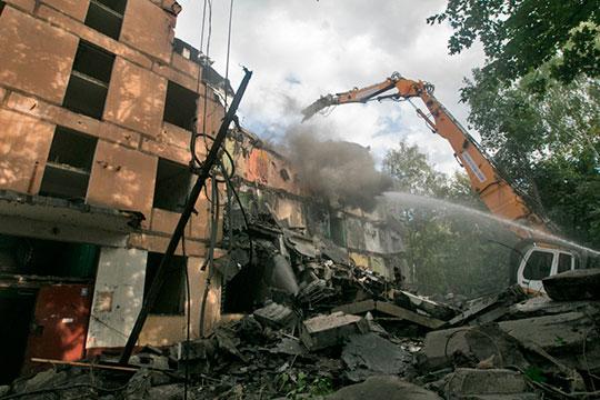 «Изъять иснести»: вГосдуме вновь пытаются запустить механизм реновации всея Руси