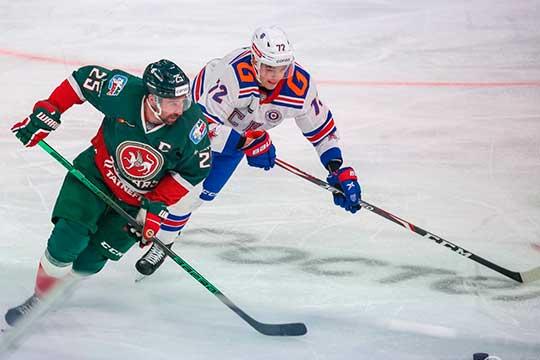 Данис Зарипов (слева) и Эмиль Галимов