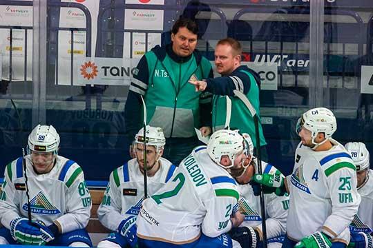 Николай Цулыгин (слева) и Томи Ламса