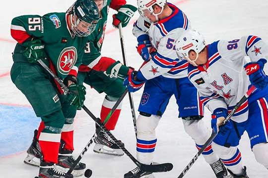 «Коронавирусный» хоккей: СКА играет с«АкБарсом» вдвойные стандарты