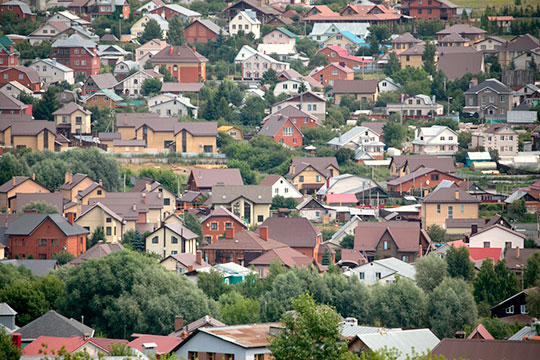 По сравнению с 8 месяцами 2019 года число сделок с земельными участками в Казани выросло в 2,3 раза до 1,6 тыс., в Татарстане в три с половиной раза до 5,6 тысяч