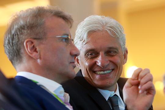 «Это будет вечная борьба»: как Тиньков и Волож подружились против Грефа