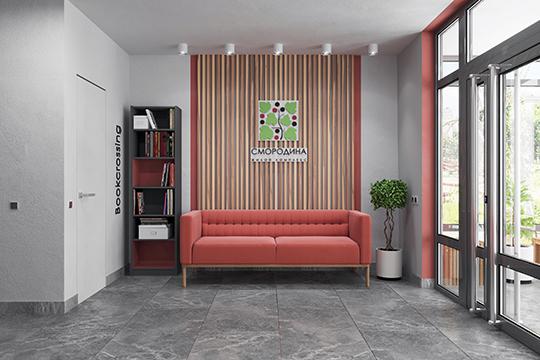 Ещё одним украшением «Смородины» станут современные просторные подъезды вэко-стиле скомфортными вестибюлями сзонами отдыха