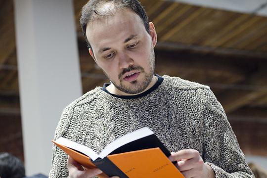 Туфан Имамутдинов: «Меня пригласила Инна Яркова. Конечно, я не мог отказаться от такого предложения, ведь вне ТЮЗа занимался именно проектной деятельностью на национальные темы»