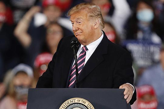 «3 ноября выборы, 4 ноября приходят первые результаты. Демократы сделали все для того, чтобы очень большое число американцев проголосовало по почте»