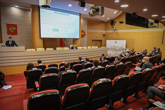 Василий Борисов: «Как мы знаем, в Татарстане планируется строительство большого нефтехимического комплекса. Самым лучшим сырьем для комплексной нефтехимии является этан»