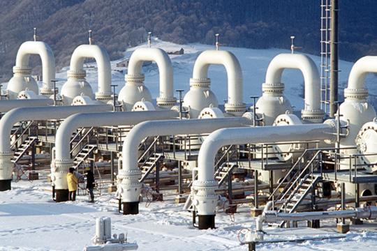 Через Татарстан проходит магистральный газопровод «Уренгой-Помары-Ужгород», в стандартном газе содержится 2-3% этана