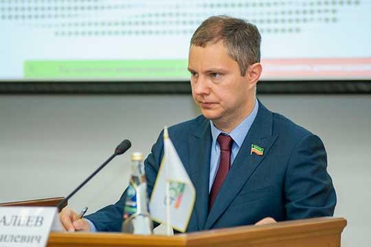 Тимур Шагивалеев:«Хотя уменя формального права голоса небыло, новдуше ятоже проголосовал за»