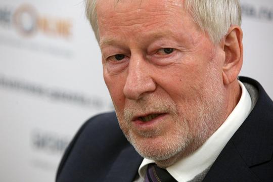 Иван Грачев: «Есть грубые сибирские высказывания на тему, сколько в нашей стране денег, но здесь я их приводить не буду. На самом деле, порядка $600 млрд — золотовалютные резервы страны, заведомо избыточные»