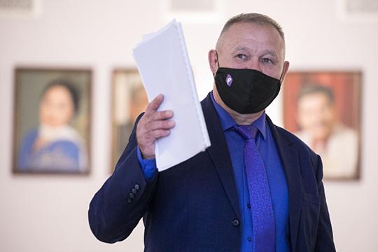 Сафарова с мюзиклом, пульт от Ахметова и VIP-зона: год кадровой революции в центре Казани