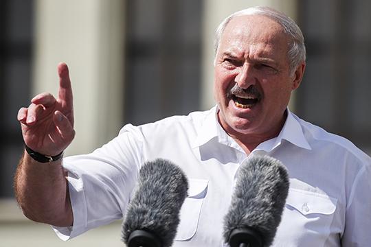 «Диктаторам, особенно которые долго сидят, начинает казаться, что без них действительно все рухнет. И в этом смысле, когда Лукашенко говорит, что рухнет Беларусь, то он имеет в виду, что рухнет он сам»