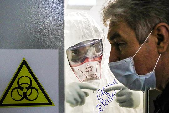 «Врачи смеются надтелевидением!»: главный фтизиатр ПФОобистинных масштабах пандемии