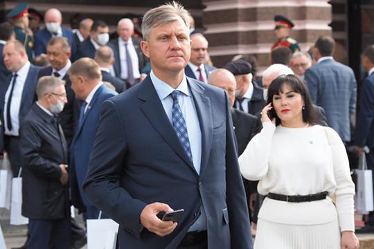 Гендиректор Казанского порохового заводаАлександр Лившиц(92) прибавил сразу пять пунктов врейтинге