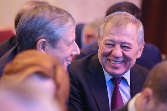 Все так же устойчивы позиции Альберта Шигабутдинова (3), несмотря на то, что проблемы у ТАИФа нарастают