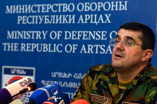 3 сентября президент Нагорного Карабаха Арутюнян заявил, что Азербайджан не настроен на переговоры, и начнет военные действия против народа Карабаха, потому нужно готовиться к войне